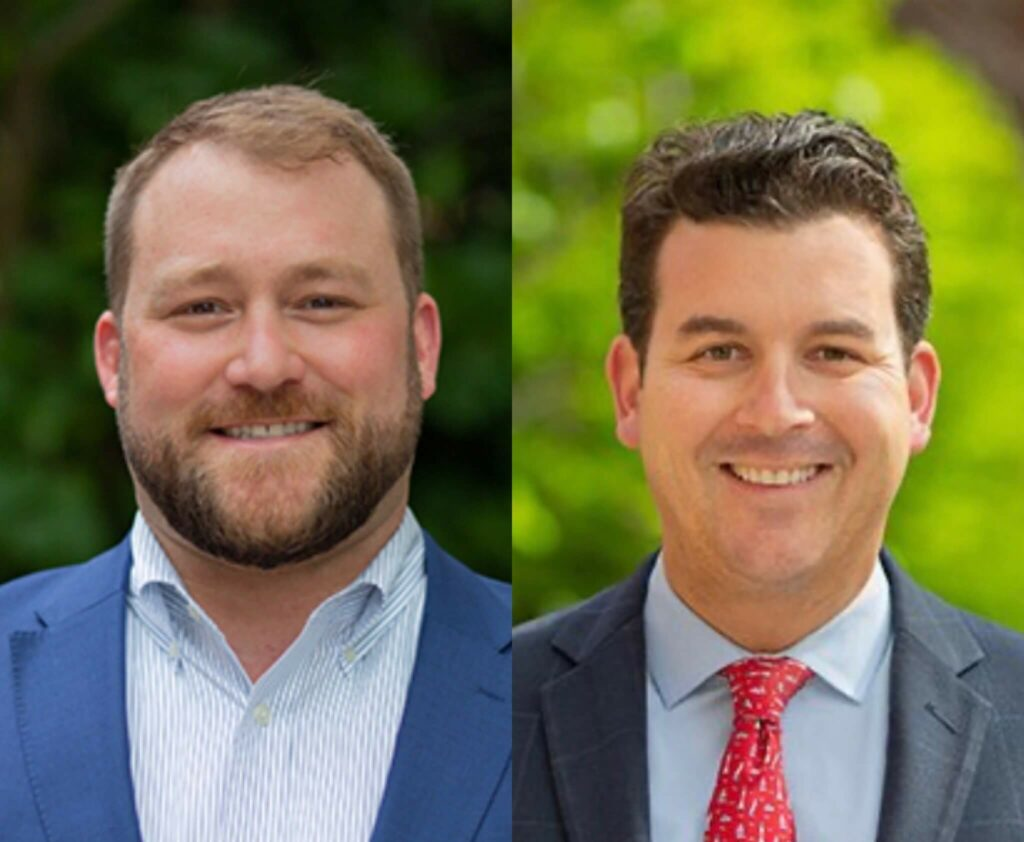 Derek Miller & Jon Rizzo, Partners at The Boulos Company